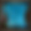 Grand châle crochet multicolore, chéche bleu , accessoires,  châle virus, plaisir d'offrir
