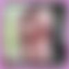 Écharpe crochet multicolore, accessoires, cadeau femme, tour de cou