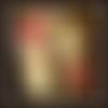 Écharpe crochet multicolore,tour de cou, accessoires, cadeau femme