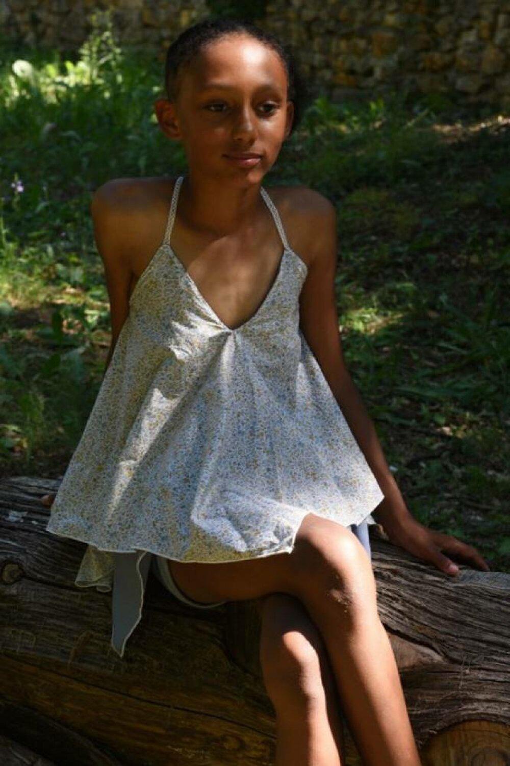 Tunique jeune fille
