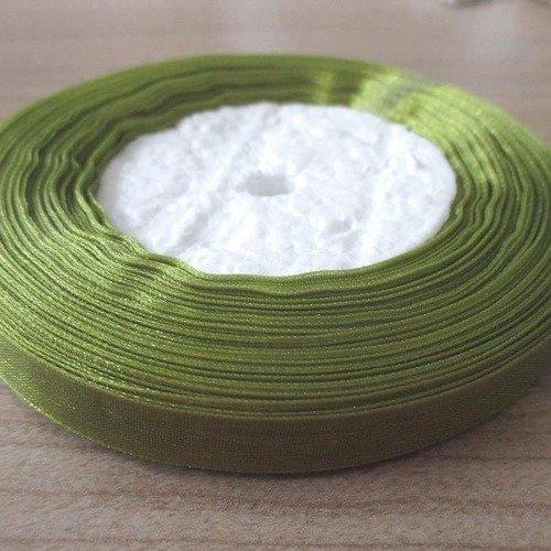 Vert Olive Gros-Grain Ruban Couleurs 3 mm 6 mm 10 mm 15 mm 19 mm 25 mm 38 mm