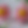 Boucles oreille marguerite