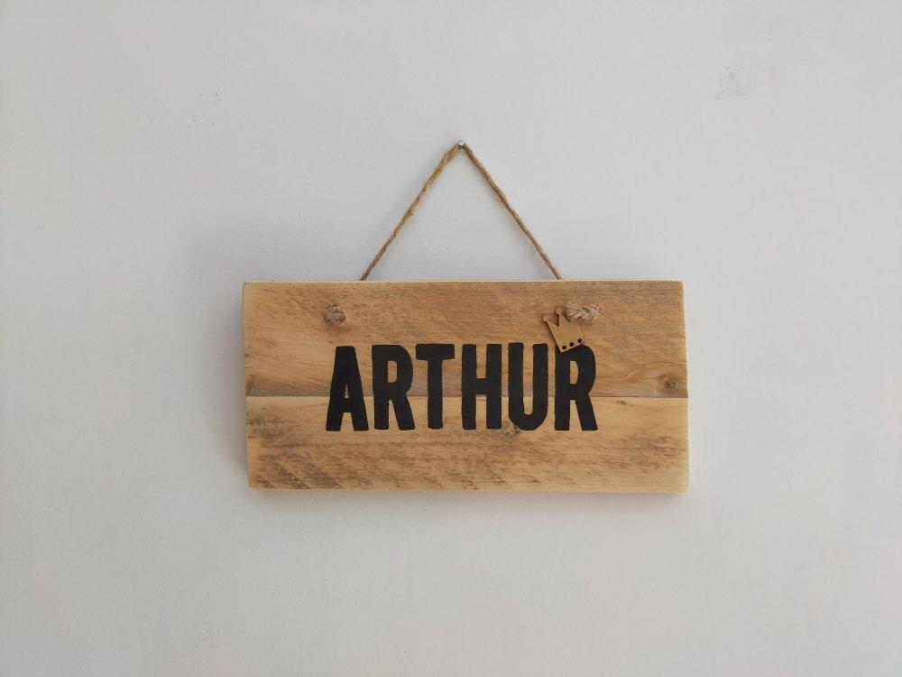 Panneau bois Arthur