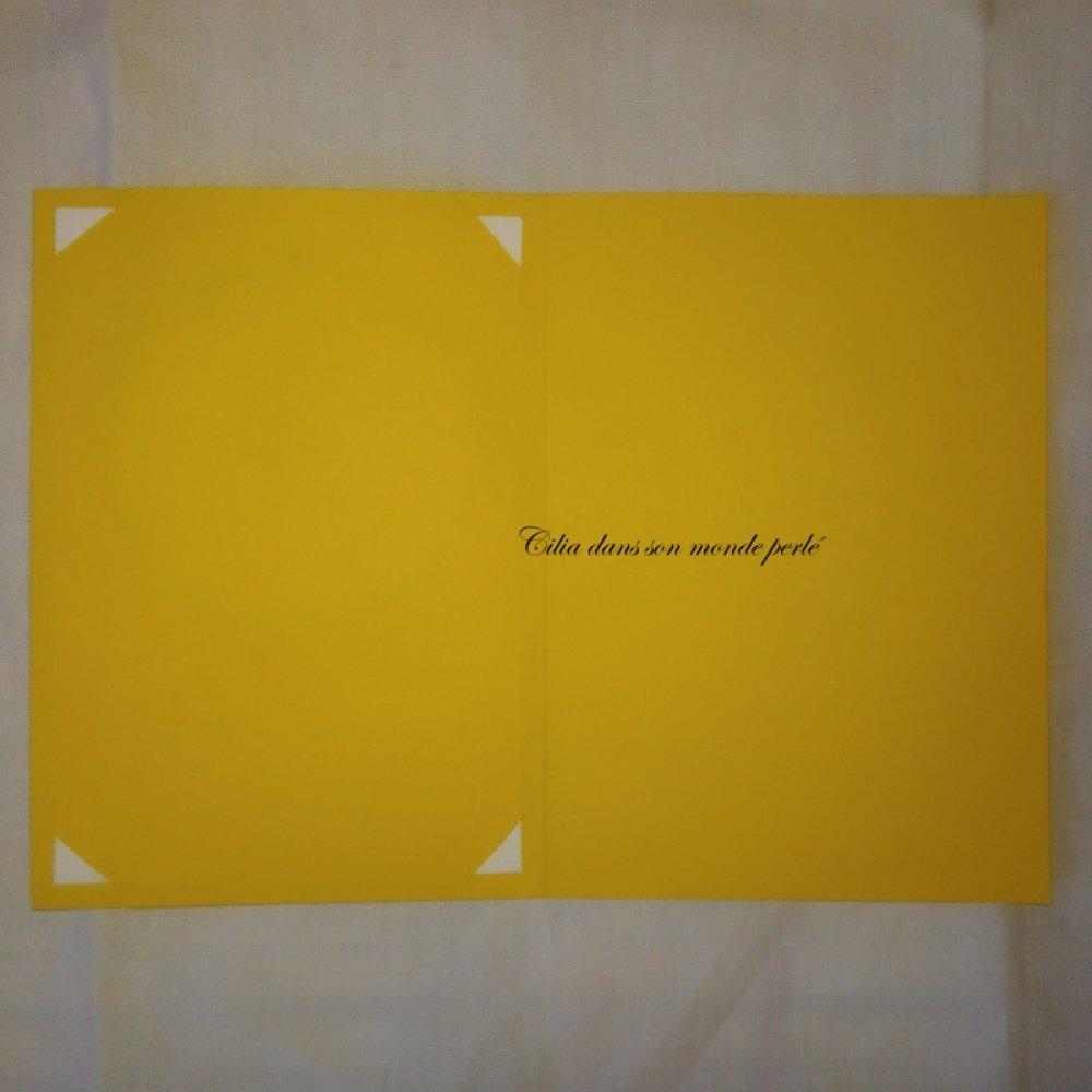 Vendue - Carte Bonne année