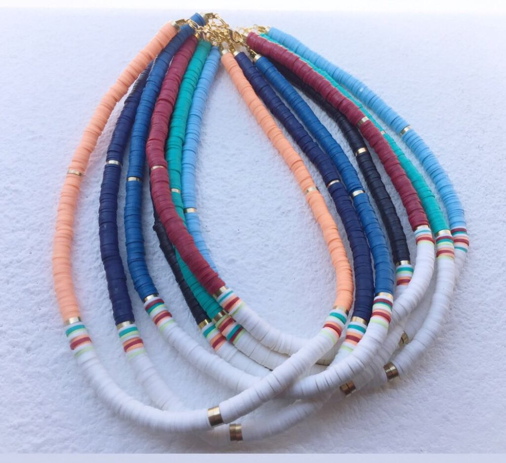 COLLIER  HEISHI /  7 Coloris