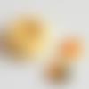 Moule silicone biscuit sablé viennois. pour fimo, résine, airclay