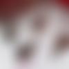 Breloque licorne argentée