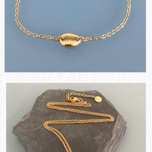 parure collier bracelet femme