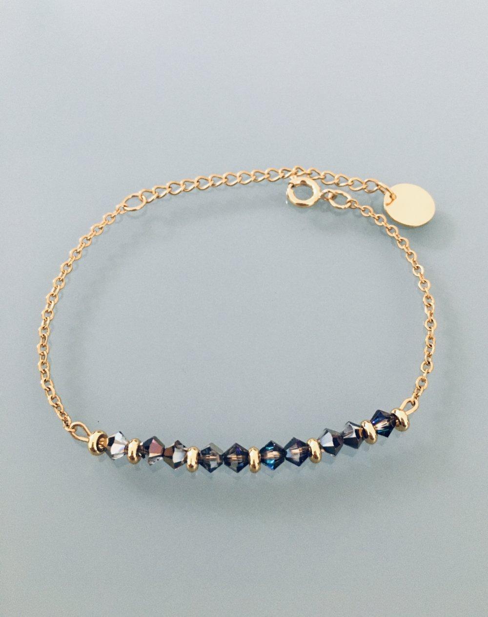 gourmette bracelet femme