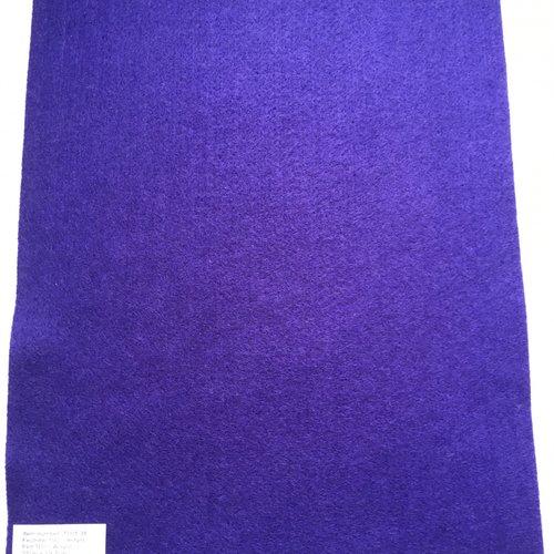 Feutrine, feuille a4, couleur violet foncé