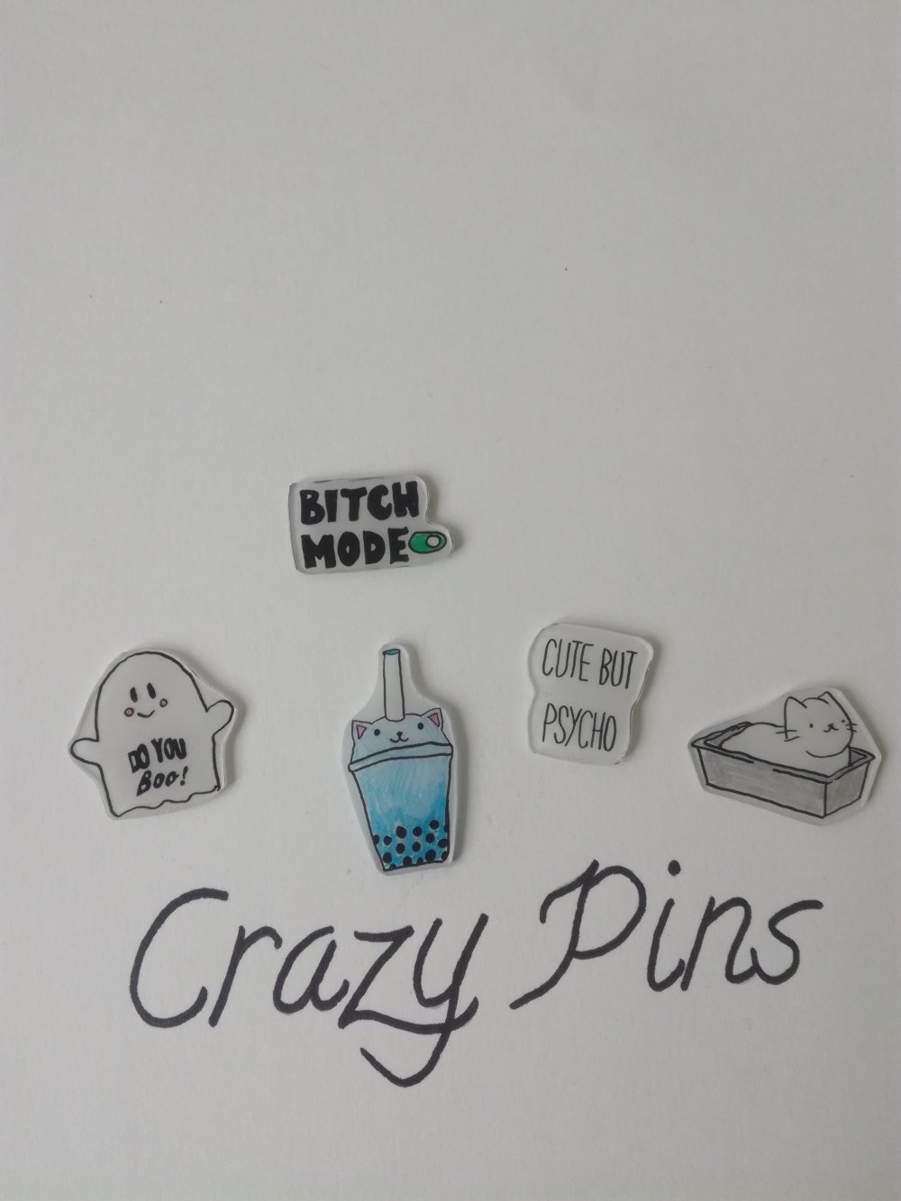 PIN'S et MAGNETS fun au choix