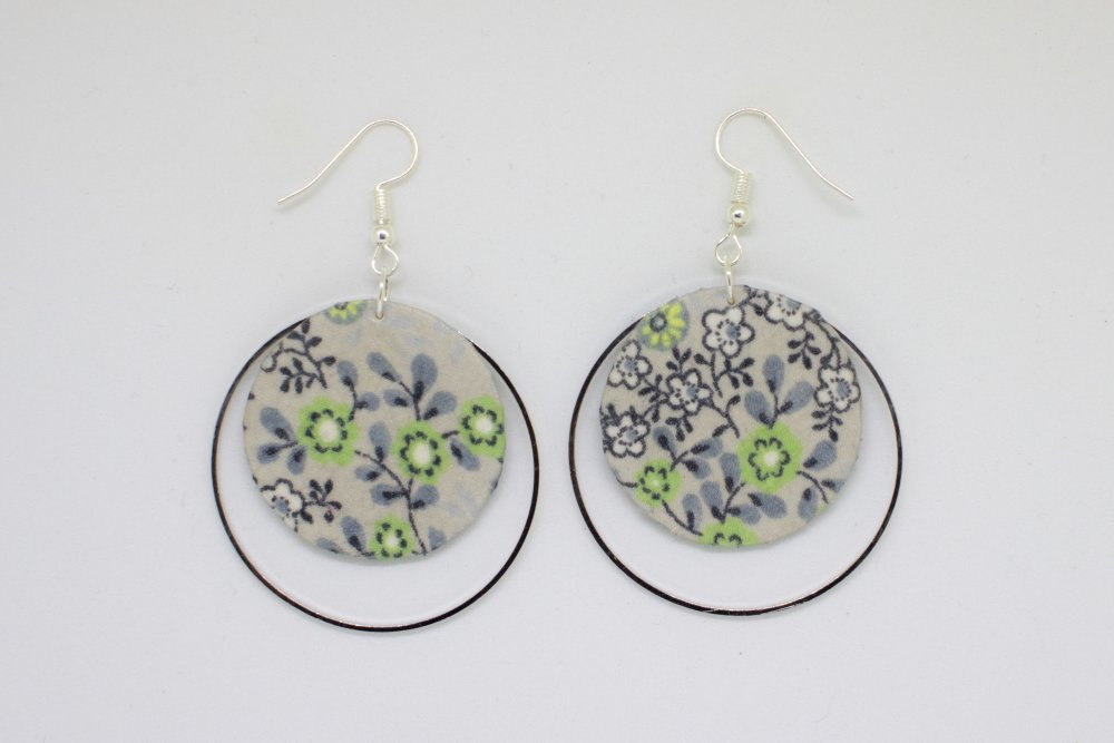 Boucles rondes liberty