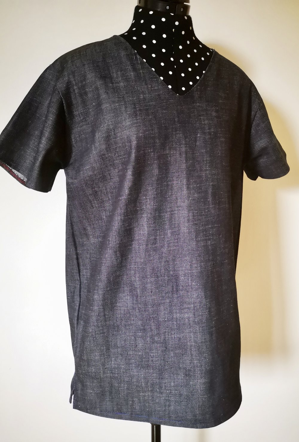 "Tee-Shirt ""Denim"""