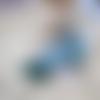 Perles en verre type murano