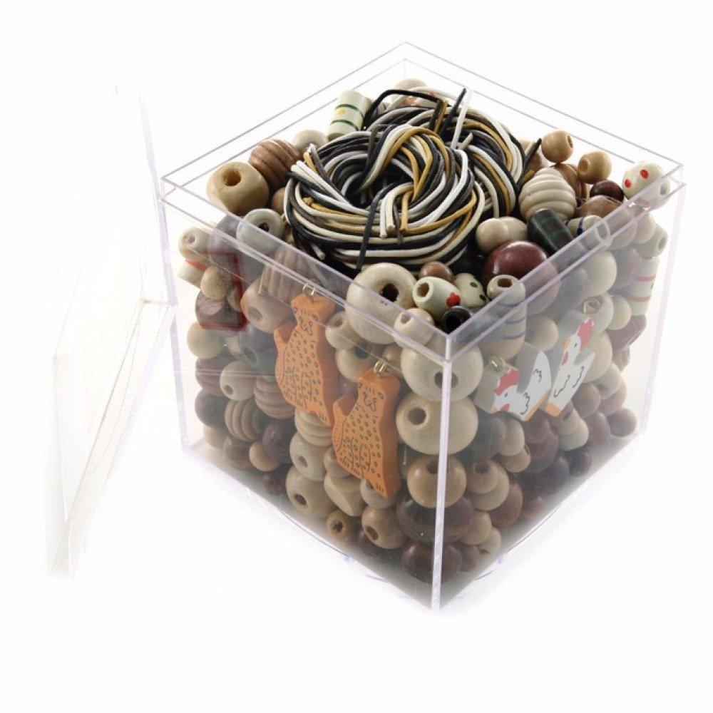 Kit Maxi Cube Bois mix naturel