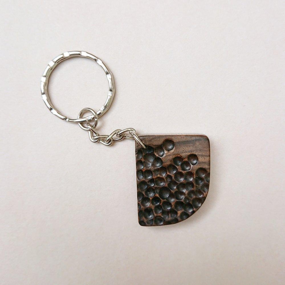 Porte clefs en bois