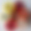 Tulle souple en rouleau: rouge, jaune, orange, saumon, bordeaux, saumon, rouleau 90 mètres, robe tutu, décoration mariage