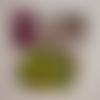 12 confettis doré holographique