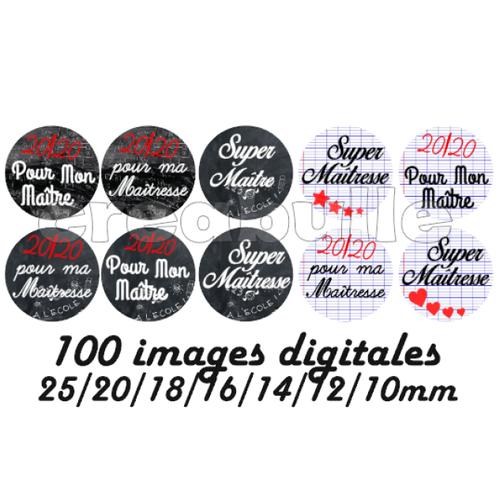 100 images digital numérique toutes taille maîtresse maître pour scrap, bijou ou même couture sur flex imprimable