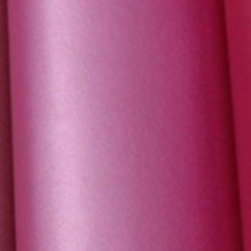 Coupon feuille de simili cuir irisé rose fushia 22x19cm