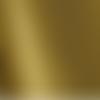 Coupon feuille de simili cuir irisé dorée 22x19cm