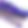 Ruban gros grain 1 mètre la belle et le clochard fantaisie imprimé pour customisation attache tétine dentition doudou
