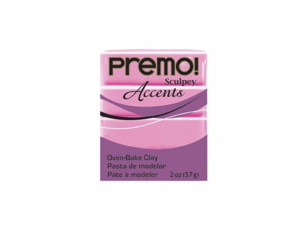 Pâte Sculpey Premo Accents 57g Magenta Pearl n°5029