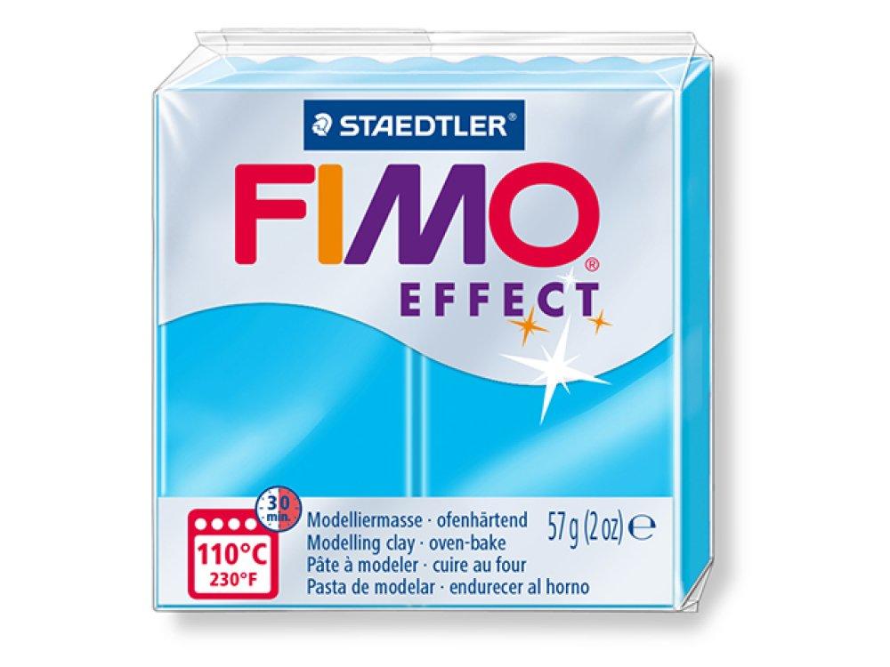 Pâte Fimo Effect Néon bleu 301 57gr