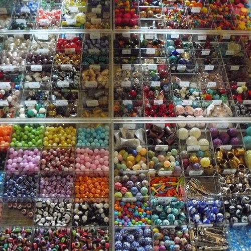 accessoires pour fabrication de bijoux fantaisie