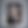 Peinture acrylique, abstraite, intuitive, déesse
