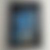 Peinture acrylique, abstraite, intuitive, perroquet