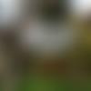 Carillon à vent-mobile en ardoise-décoration jardin-ardoise décorative,création troglodyte