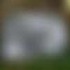 Plaque de maison-ardoise décorative-décoration de jardin-pancarte de jardin-décoration terrasse-déco extérieure création troglodyte