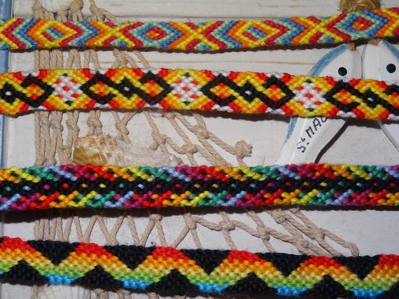 Bracelet Bresilien Lot De 4 Modeles Fin Un Grand Marche