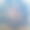 Perles miyuki rocaille bleu 1.6x1mm