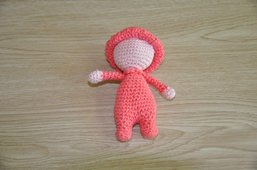 Promotion lot de 2 articles pour bébé,hochet, attache tétine rose