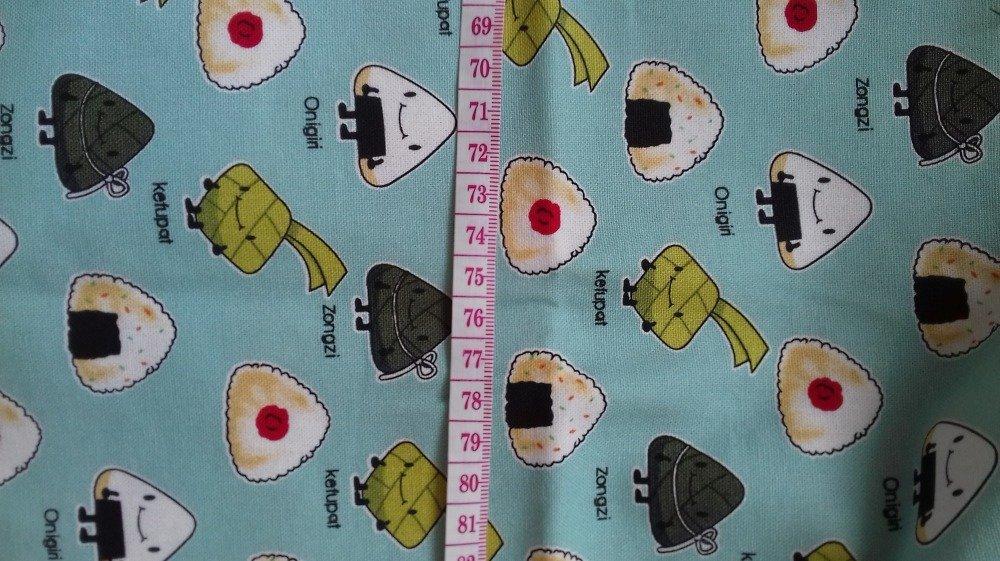tissu japonais nourriture japonnaise kawaii