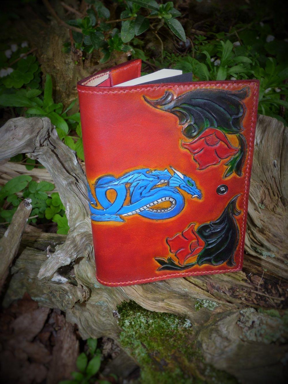 "Carnet ""Blue Dragon's"""