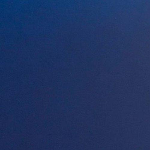Tissu thermocollant 15x10cm vynil bleu marine