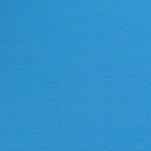 Tissu thermocollant 15x10cm vynil bleu