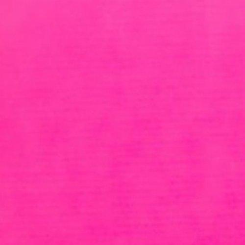 Tissu thermocollant 15x10cm vynil rose fluo