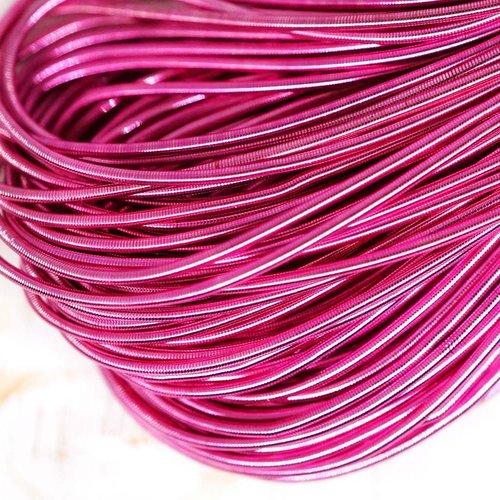 10g rose rond lisse de cuivre à la main broderie française fine du fil métallique orfèvrerie lingots sku-133174