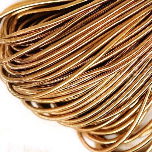 10g aztec gold rond lisse de cuivre à la main broderie française fine du fil métallique orfèvrerie l sku-133180