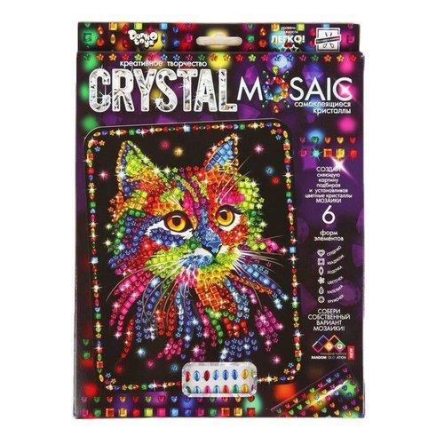"""Diy image art kit point de croix de noël diamant broderie mosaïque avec colle sur strass """"chat"""" enfa sku-276074"""