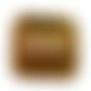 Boucles d'oreilles nutella, boucles toast, puces fan de nutella,