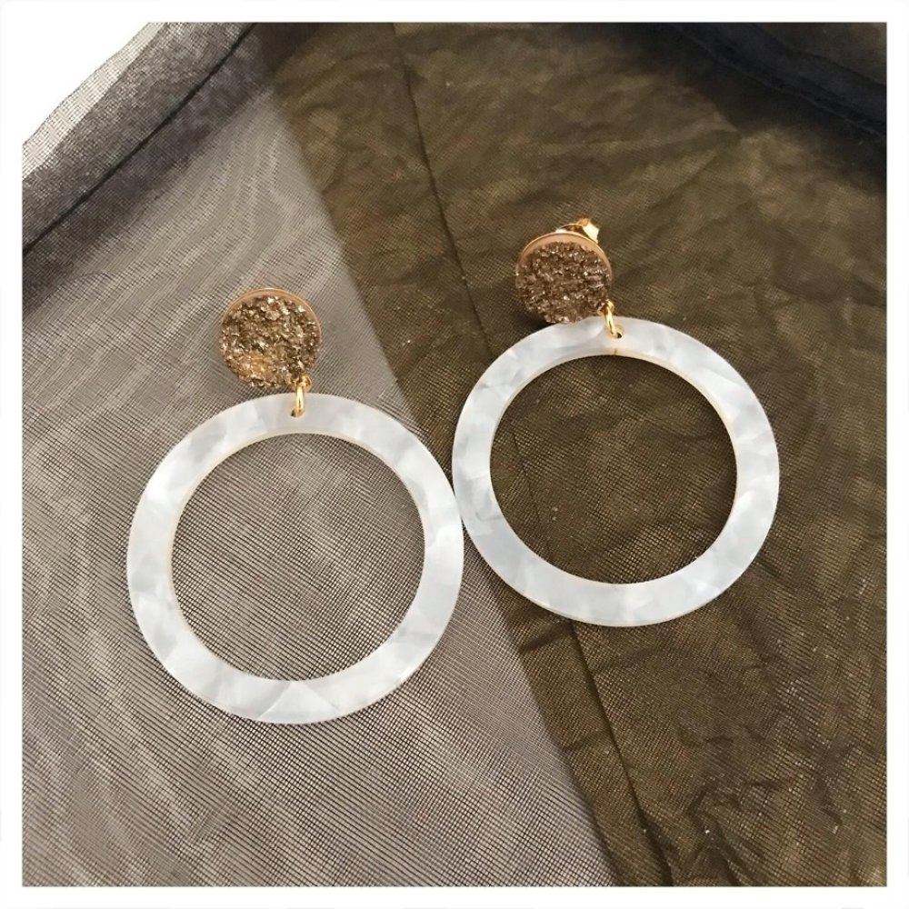 Boucles grand rond