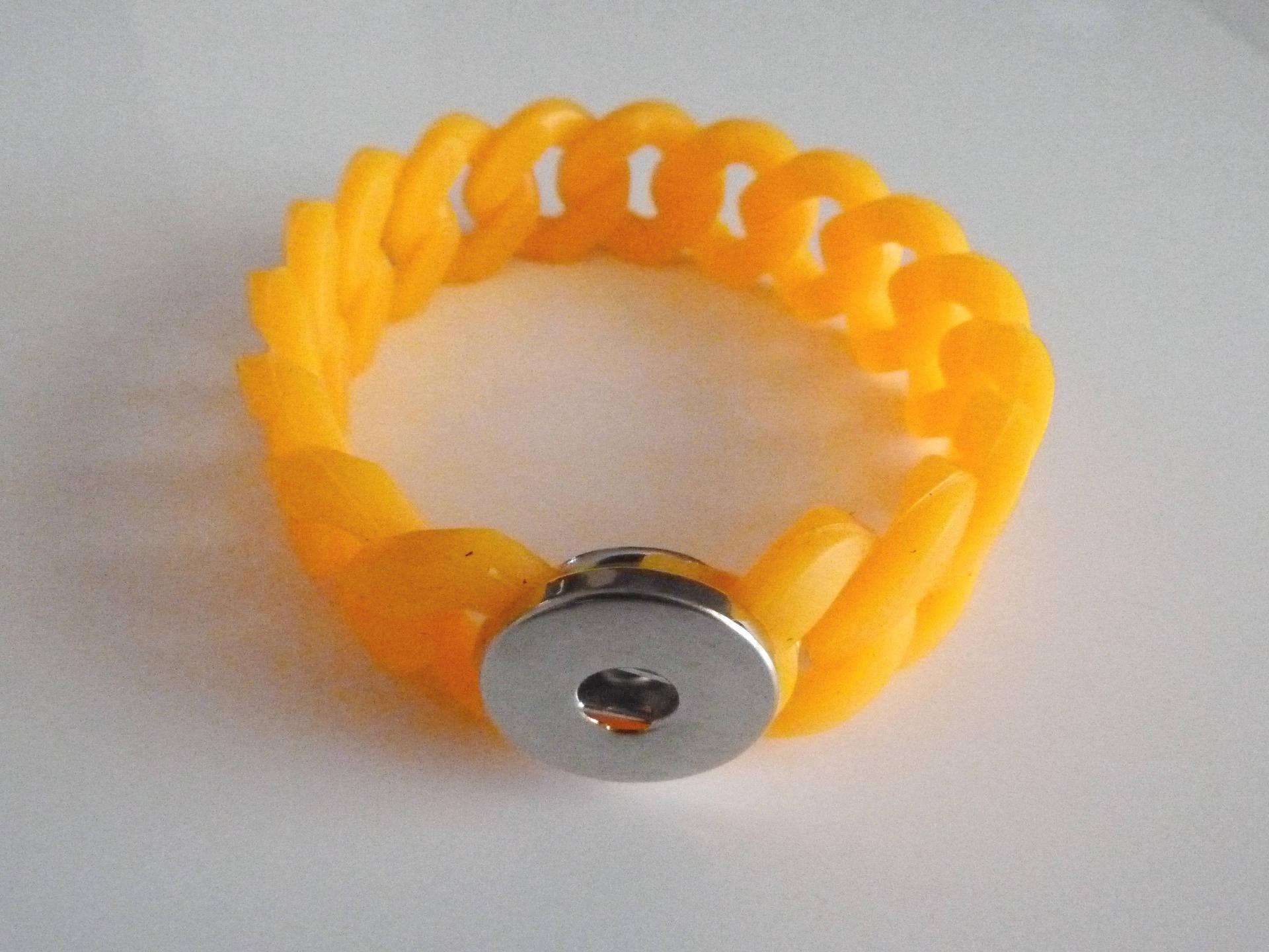 bracelet femme silicone