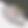 Pompons 5 cm - gris clair