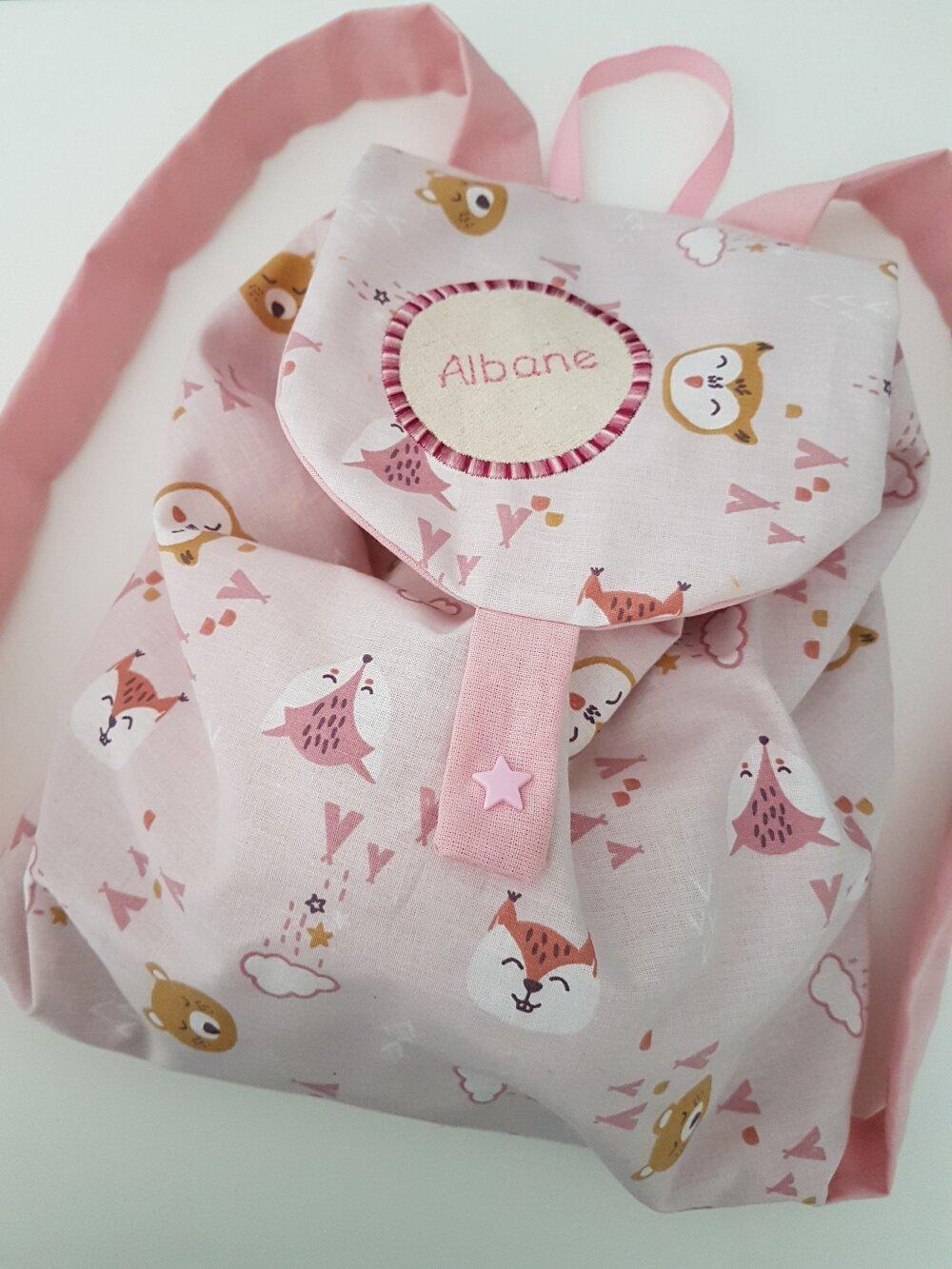 Petit sac à dos pour enfant personnalisé