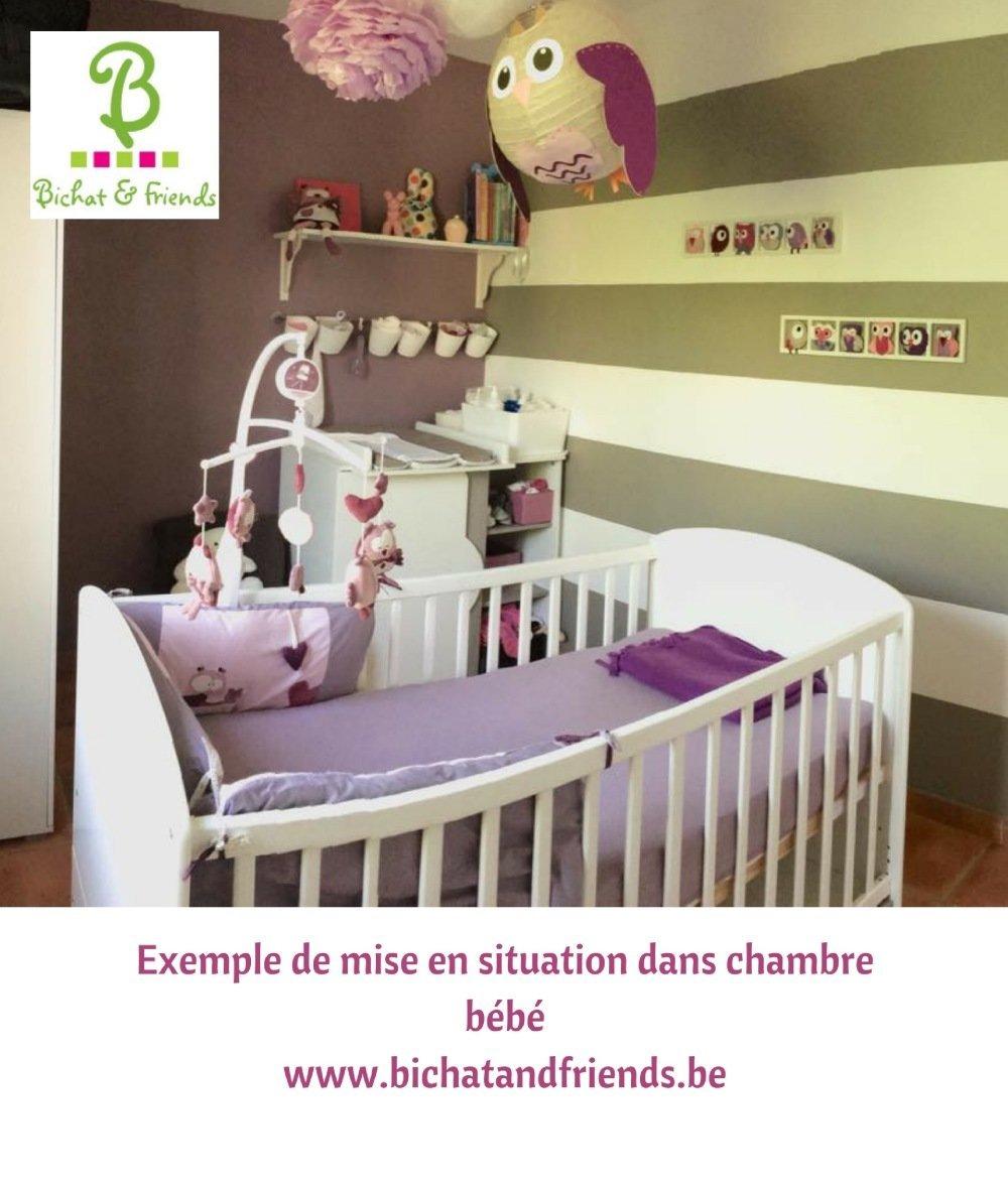 Décoration murale pour chambre d\'enfant et bébé originale et unique